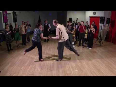 The Moscow Shag'n'Jill. Final Jam   Collegiate Shag