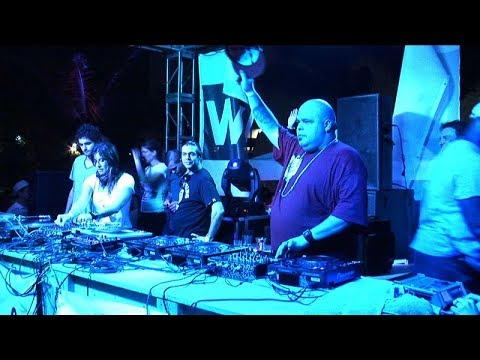 DJ Sneak, Tania Vulcano, Tato | Circo Loco 2010 - Miami (USA)