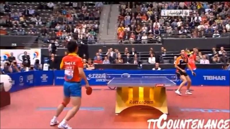 MA LONG and ZHANG JIKE-the unstoppable world champions