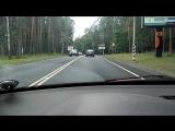 Рублево-Успенское шоссе - самая ровная дорога России!