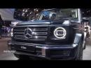 2019 Mercedes G 500 - Exterior And Interior Walkaround