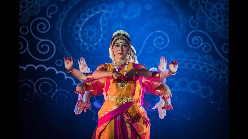 Церемония открытия Фестиваля Индии 6 сентября 2018 Государственный Кремлевский Дворец