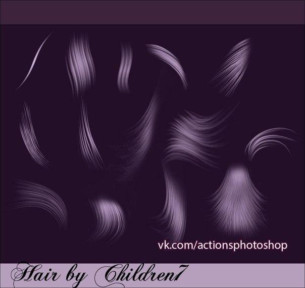 Пресет Волосы для lightroom