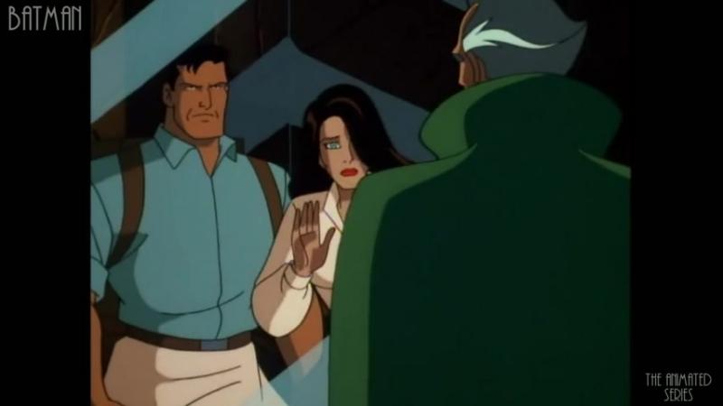 Бэтмен 2 4 69 Воплощение Avatar Batman The Animated Series