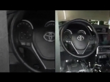 Полная шумоизоляция Toyota Corolla
