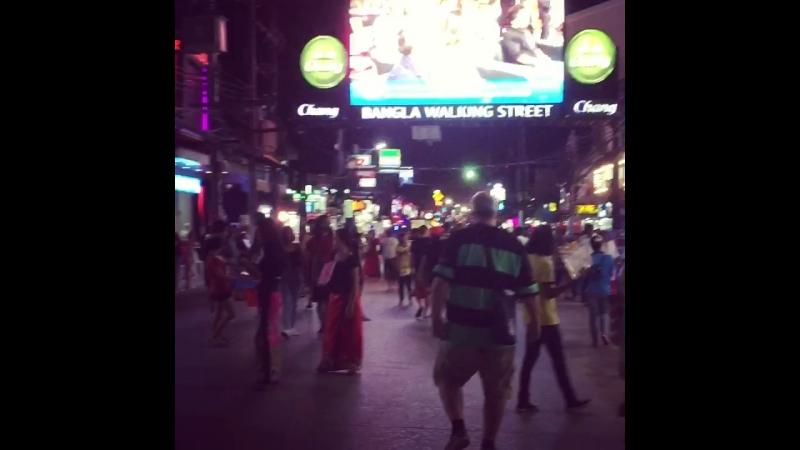 Bangla road,Thailand