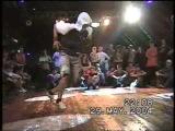 bboy Pauk 2004 @ ZURBAGAN (RUSSIA) part 2