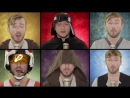 Star Wars Medley The Force Awakens feat. Sky Does Minecraft 1 M13