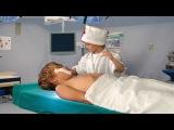 Дети играют в доктора - Дети играют в доктора с уколами - Доктор Настя зашивает рану от драки