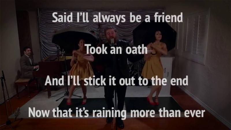 PMJ Karaoke: Umbrella (as sung by Casey Abrams)