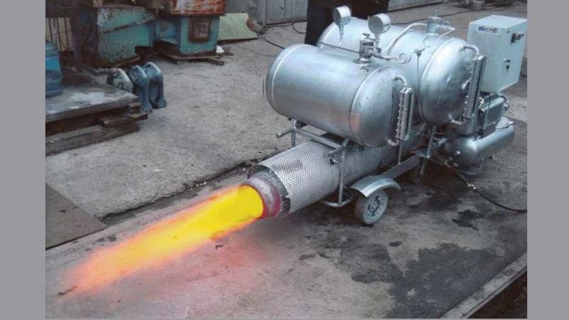 Запрещенный двигатель на водороде 100% бесплатное отопление