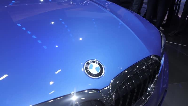 Новая «трешка» BMW G20 подробный обзор и версии для России