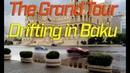 The Grand Tour Drifting in Baku