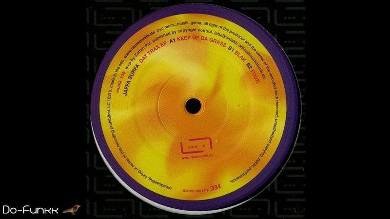 Jaffa Surfa -Blak [Raum...musik – Musik 106]