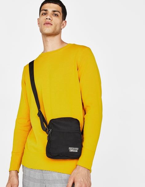 Рубашка с передним карманом