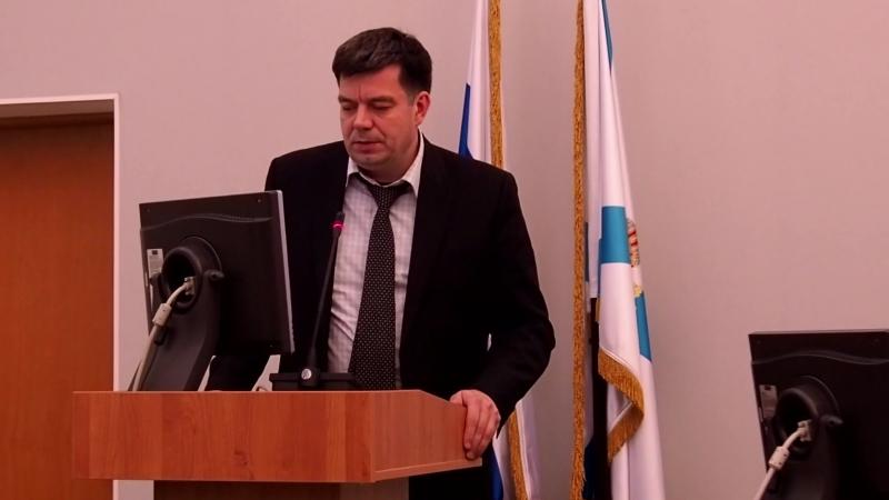 Из первых уст. Об отмене льгот налогообложения в муниципальном образовании Северодвинск