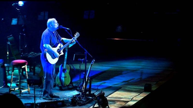 David Gilmour - Terrapin by Syd Barrett