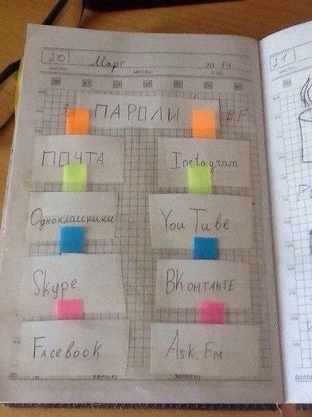 Как сделать тетрадь из бумаги своими руками 163