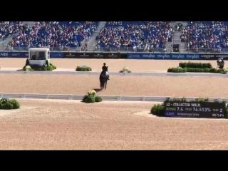 Kasey Perry-Glass and Goerklinstgaards Dublet WEG 2018 GP