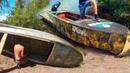 От СВАЛКИ до МЕЧТЫ Ремонт покраска лодки Тур Истории