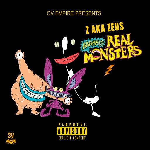 Z альбом Ah Real Monsters