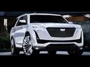 NEW 2019 Cadillac Super Escalade 6 2 V8 420hp Super Platinum Exterior and Interior 2160p