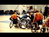 Турнир по баскетболу на колясках