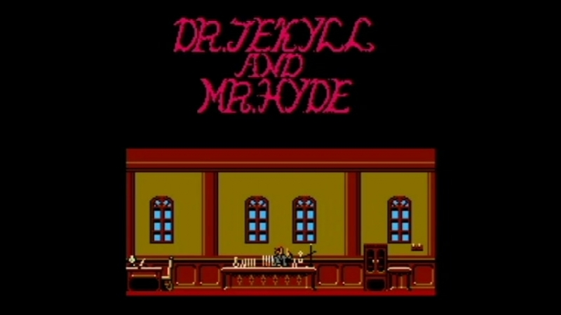 Доктор Джекилл и мистер Хайд - Игровой зал - Эпизод 2