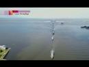 Полосатый рейс в День ВМФ