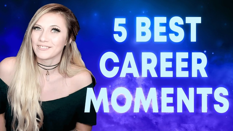 My 5 BEST CAREER moments | Designing a GEARS OF WAR weapon! | LINDSAY ELYSE