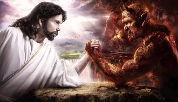 кто такой сатана знак сатаны христианский мир разделён на два царства: небесное и подземное. в первом правит бог, ему подчиняется свита ангелов. во втором узды правления принадлежат сатане,