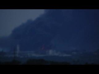 Последние новости ЛНР и ДНР: в Лисичанске горит нефтеперерабатывающий завод компании