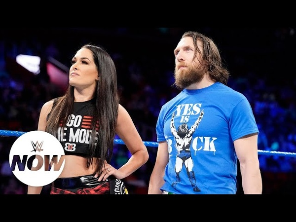 Brie Bellas message to Daniel Bryan after WWE Title win WWE Now