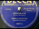 Chocolate Jimmie Lunceford And His Orchestra boogie woogie Erskine Butterfield tune