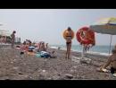 Сочи, Адлер, море, пляж