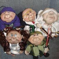 Куклы попик мальчик мастер класс