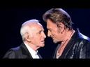 Johnny Hallyday et Charles Aznavour Il faut savoir Paroles yanjerdu26