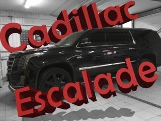 Cadillac Escalade ESV (Long) — полная шумоизоляция в StP-Install