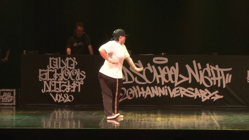 Wang vs CREESTO_OLD SCHOOL NIGHT VOL.20_POPPING 1on1 BATTLE BEST8