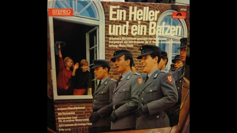 EIN HELLER UND EIN BATZEN - 16 BELIEBTE MARSCHLIEDER GESUNGEN - side 1 of 2