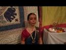 Занятия индийским классическим танцем. Видео-приглашение