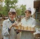 Советское сливочное мороженое.