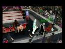 Биг И, Кофи Кингстон и R-Truth против Адама Роуза, Ваканта и Кролика