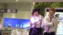 [FANCAM] 181011 백퍼센트(100%) - 맘(Heart) @ Osaka - Kuzuha Mall