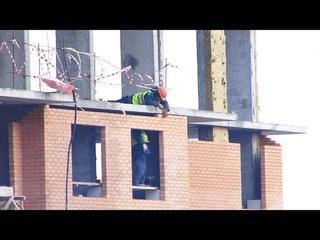 Сюжет ТСН24: Дольщики ЖК «Вертикаль» хотят получить обещанное жилье