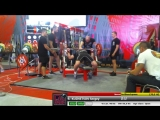 Кузнецов Сергей Жим 170 кг No lift (ошибка команда