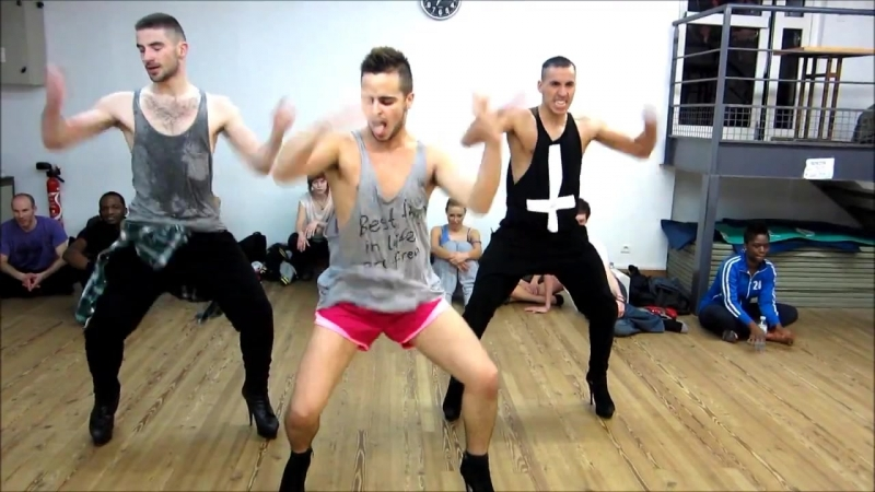 YANIS MARSHALL CHOREOGRAPHY SO WHAT P!NK. STREET JAZZ HEELS CLASS STUDIO HARMONIC PARIS