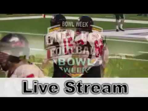 2018 College Football Bowl Week Schedule Dec 18 to Jan 1 2019 Live Stream