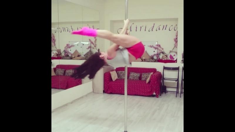 Fly pole dance www.miridance.ru
