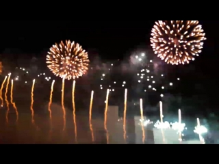 The amazing firework that makes your heart explode